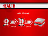 Health Word Cloud PowerPoint Template#9