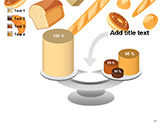 Bread Background PowerPoint Template#10