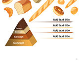 Bread Background PowerPoint Template#12