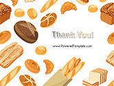 Bread Background PowerPoint Template#20