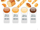 Bread Background PowerPoint Template#5