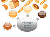 Bread Background PowerPoint Template#7