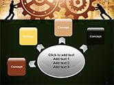 Teamwork Concept PowerPoint Template#7