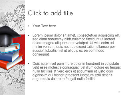 Education Theme PowerPoint Template, Slide 3, 14665, Education & Training — PoweredTemplate.com