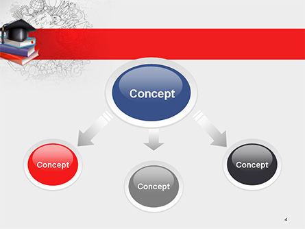 Education Theme PowerPoint Template Slide 4