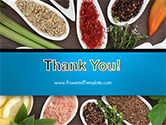 Culinary Spices and Herbs PowerPoint Template#20