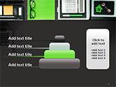 Tidy Business Desktop PowerPoint Template#8