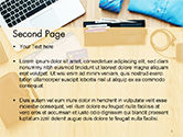 Getting Ready to Leave PowerPoint Template#2