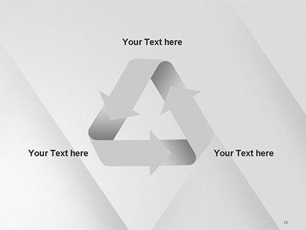 Minimalist PowerPoint Template Slide 10