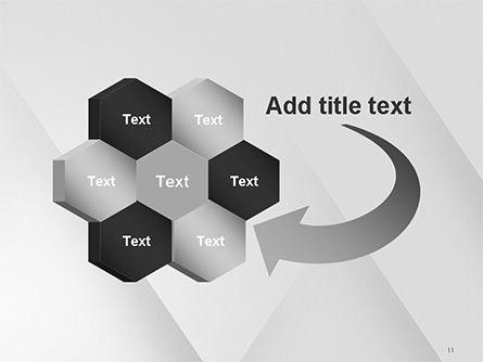 Minimalist PowerPoint Template Slide 11