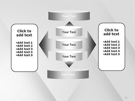 Minimalist PowerPoint Template Slide 13