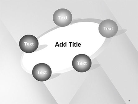 Minimalist PowerPoint Template Slide 14