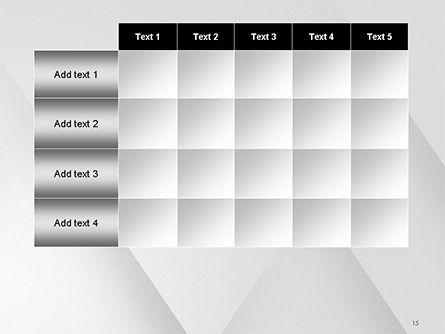 Minimalist PowerPoint Template Slide 15