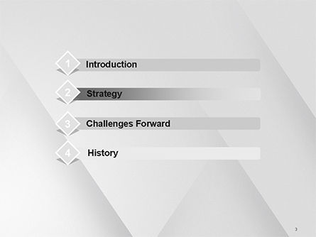 Minimalist PowerPoint Template Slide 3