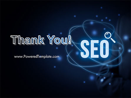 Magic of SEO PowerPoint Template Slide 20