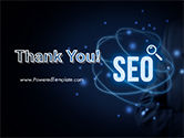 Magic of SEO PowerPoint Template#20