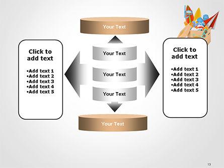 Summer Holidays Concept PowerPoint Template Slide 13
