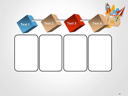 Summer Holidays Concept PowerPoint Template Slide 18