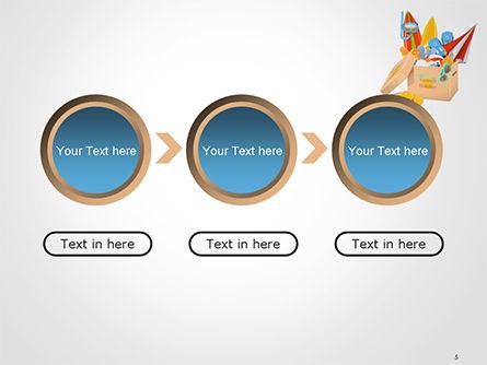 Summer Holidays Concept PowerPoint Template Slide 5