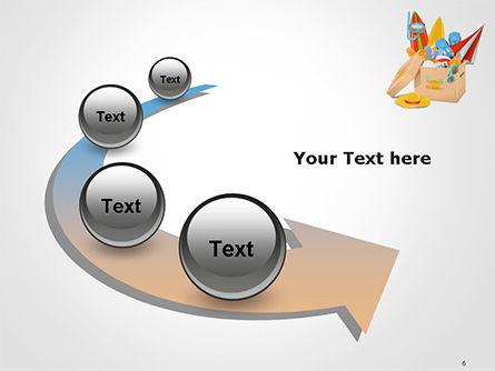 Summer Holidays Concept PowerPoint Template Slide 6