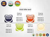 Barbecue and Picnic Icons PowerPoint Template#18