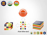 Barbecue and Picnic Icons PowerPoint Template#19