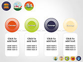 Barbecue and Picnic Icons PowerPoint Template#5
