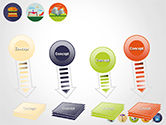Barbecue and Picnic Icons PowerPoint Template#8
