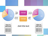 Colorful Mosaic PowerPoint Template#16