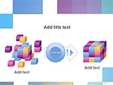 Colorful Mosaic PowerPoint Template#17