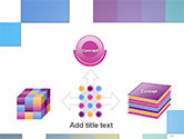Colorful Mosaic PowerPoint Template#19
