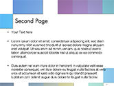Colorful Mosaic PowerPoint Template#2