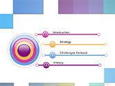 Colorful Mosaic PowerPoint Template#3