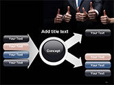 Thumbs Up PowerPoint Template#14