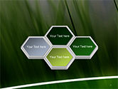 Green House Outline PowerPoint Template#5