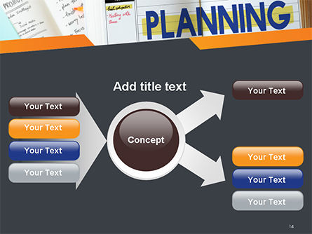 Planning Concept PowerPoint Template Slide 14