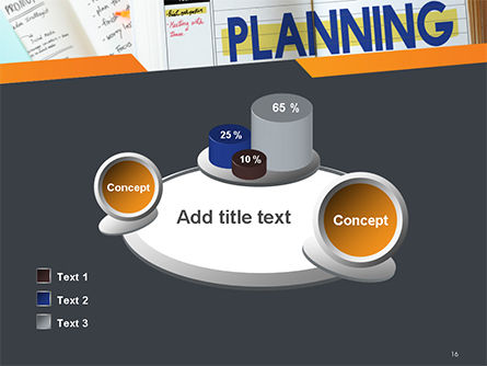 Planning Concept PowerPoint Template Slide 16