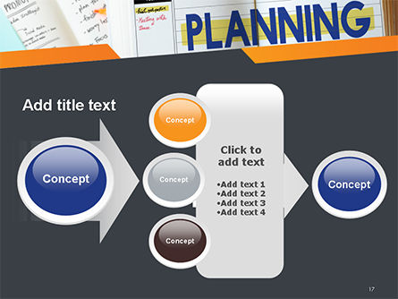 Planning Concept PowerPoint Template Slide 17