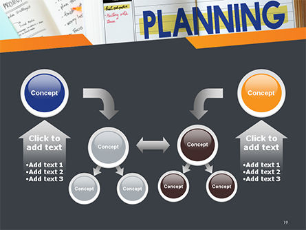 Planning Concept PowerPoint Template Slide 19