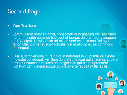 E-Mail Marketing PowerPoint Template Slide 2