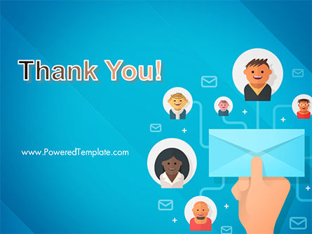 E-Mail Marketing PowerPoint Template Slide 20