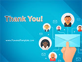 E-Mail Marketing PowerPoint Template#20