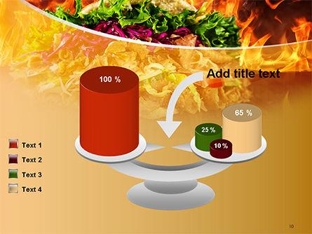 Testy Kebab PowerPoint Template Slide 10