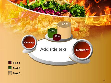 Testy Kebab PowerPoint Template Slide 16