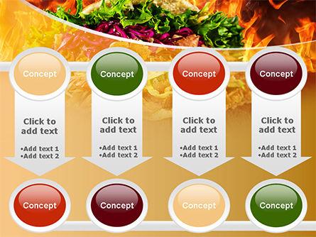 Testy Kebab PowerPoint Template Slide 18