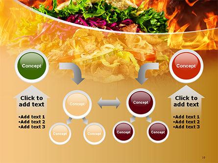 Testy Kebab PowerPoint Template Slide 19