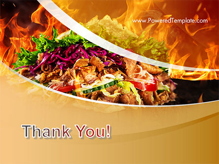 Testy Kebab PowerPoint Template Slide 20