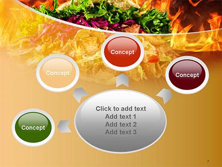 Testy Kebab PowerPoint Template Slide 7
