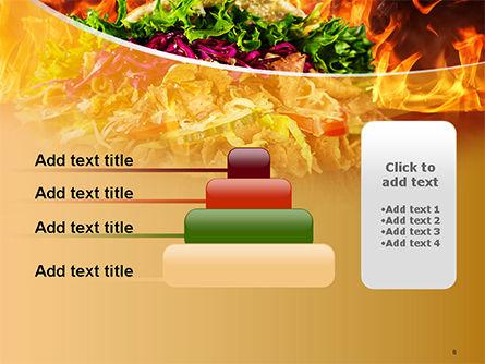Testy Kebab PowerPoint Template Slide 8