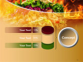 Testy Kebab PowerPoint Template#11